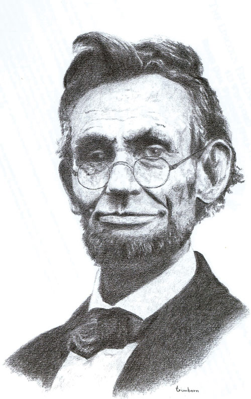Meet Mr. Lincoln by the author.